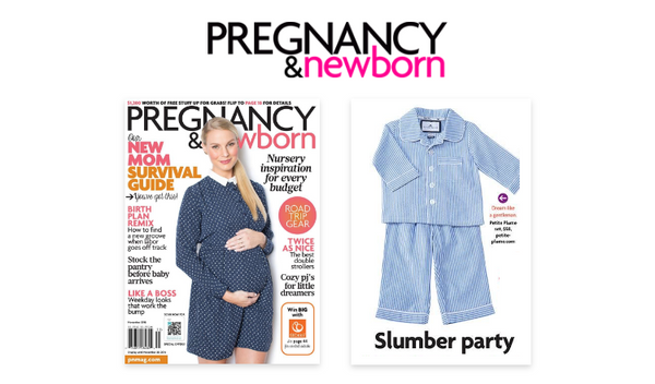 Petite Plume in Pregnancy & Newborn