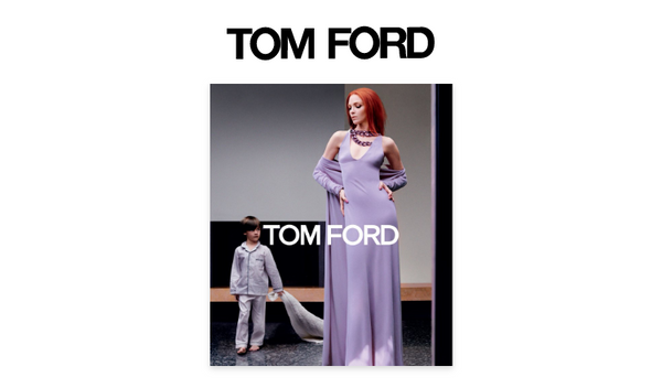Petite Plume in Tom Ford
