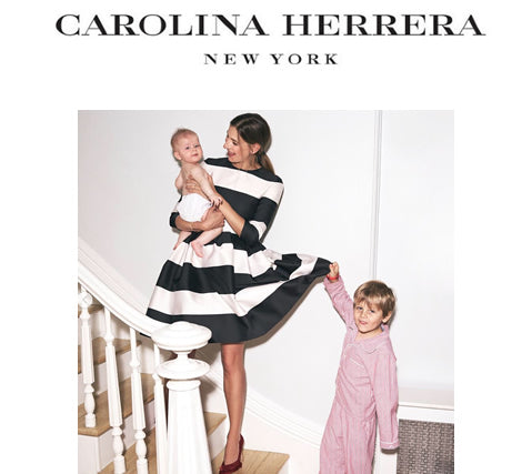 Carolina Herrera earns her stripes in Petite Plume