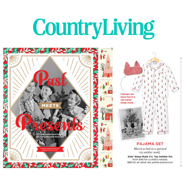 "Petite Plume Featured in ""Country Living"" Gift Guide"