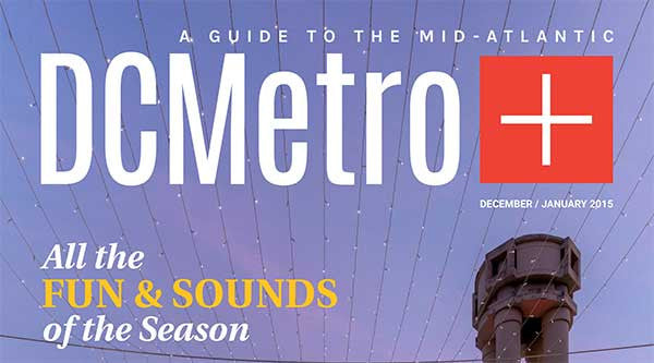 "Petite Plume featured in ""DC Metro Christmas Gift Guide"""