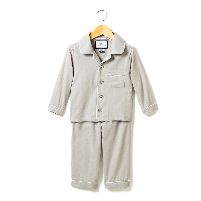 Ashby Grey Pajama Set