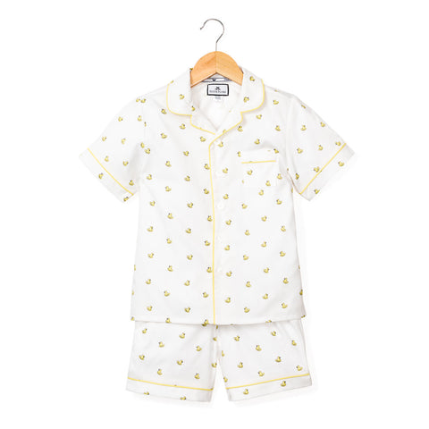 Little Duckie Classic Short Set