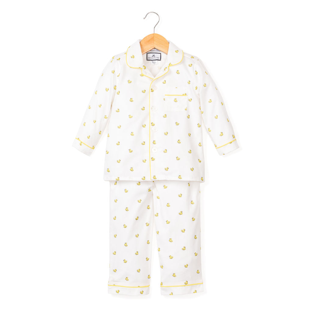 Little Duckie Pajama Set