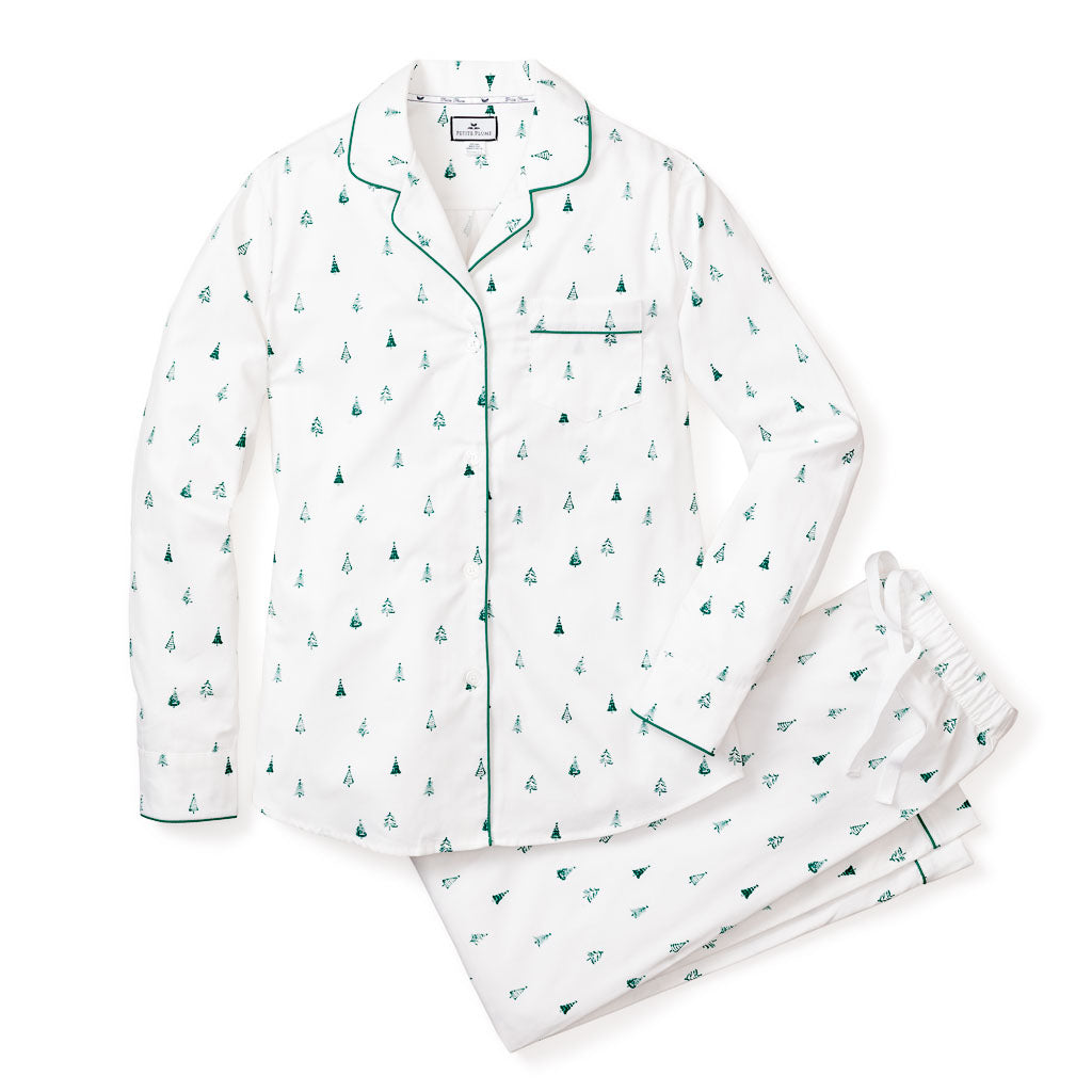Evergreen Pajama Set (Adult)