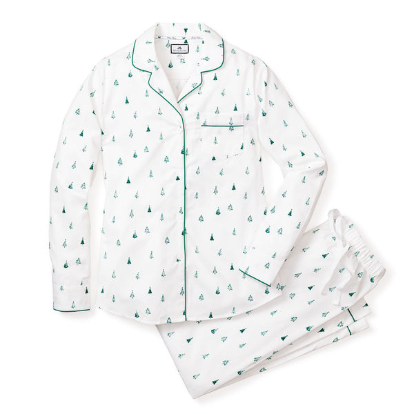 Women's Evergreen Pajama Set