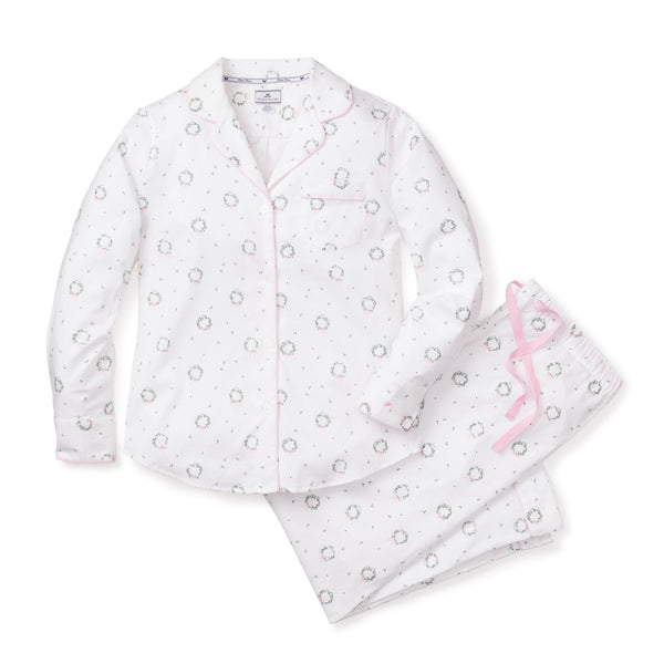Women's Somerset Wreath Pajama Set