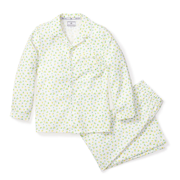 Citron Pajama Set