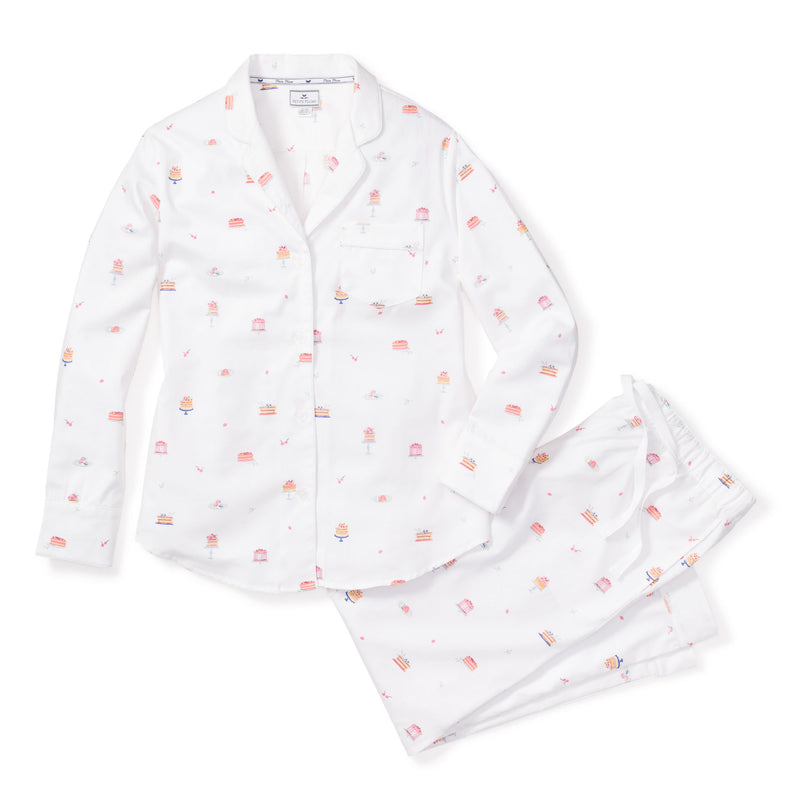 Women's Desserts Pajama Set