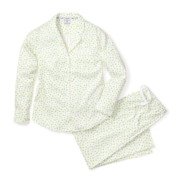 Women's Citron Pajama Set