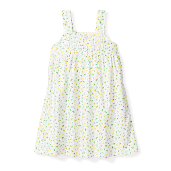 Citron Charlotte Nightgown