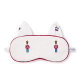 Children's Toy Soldier Kitty Eye Mask