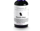 Organic Blemish Ninja Oil Serum, pimple serum, blemish fighter, Cystic, cysts, scar oil, spot treatment