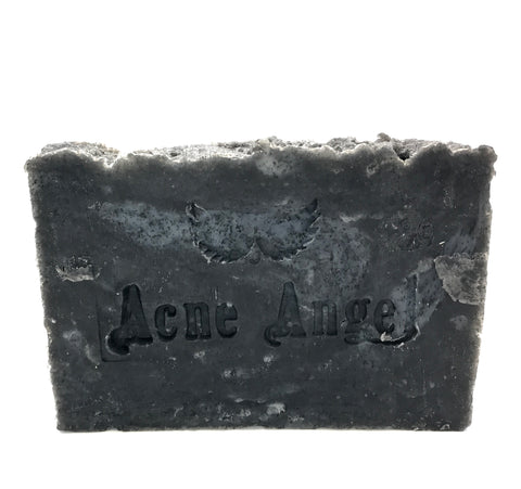 3 Bars Charcoal + Clay Soap with free gift, Charcoal and Clay Soap, Blemish Soap, Organic Soap, Organic Coconut Oil Soap, Sea buckthorn oil soap, Skin clearing soap