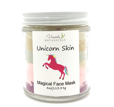Face mask, Unicorn, Berry mask, Vitamin C mask, Clay mask, Organic skincare, facial care, skin brightening, Dragon fruit,