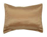 100% Mulberry Silk Contemporary Pillow Cover - 19 Momme Weight