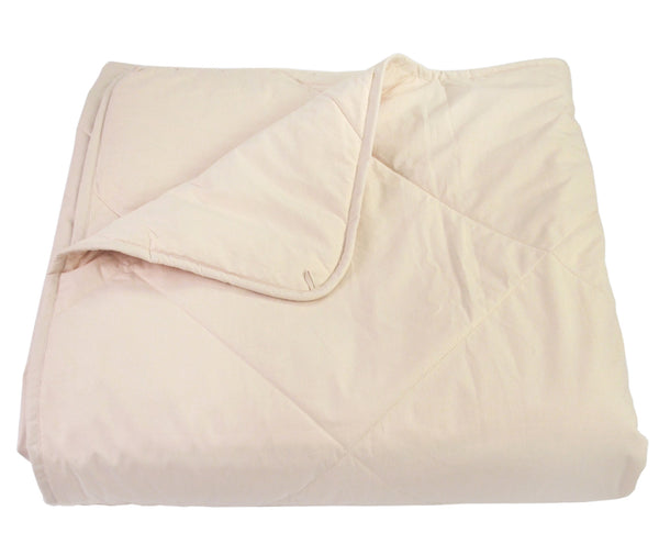 Washable Silk Filled Comforter - Perfect Light-Weight Comfort