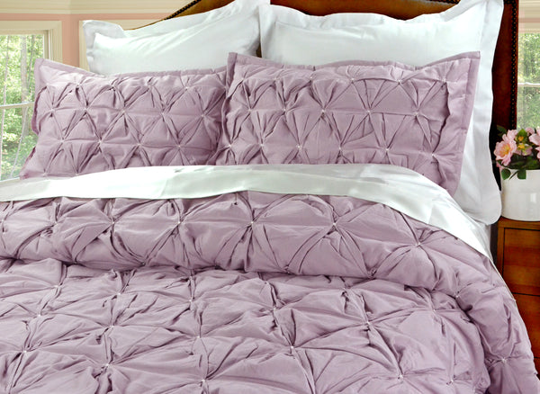 Cozy Chic Comforter and/or Pillow Sham - Iris