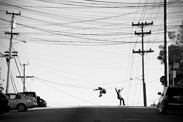 Jon Humphries Levis Skateboarding Photography