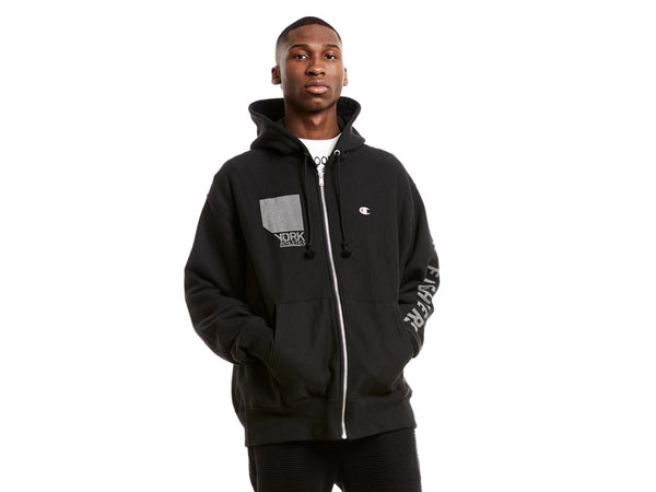 YORK X Champion Fighter Hoodie