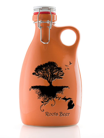 Michigan Roots Beer ~ 64oz. Growler