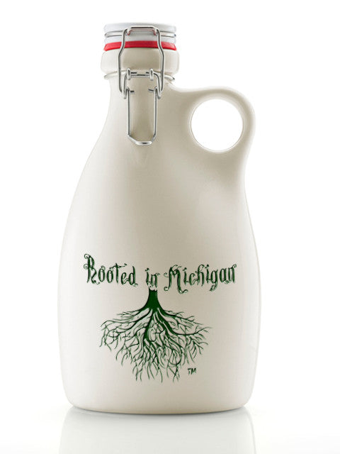 Rooted in Michigan ~ 64oz. Growler