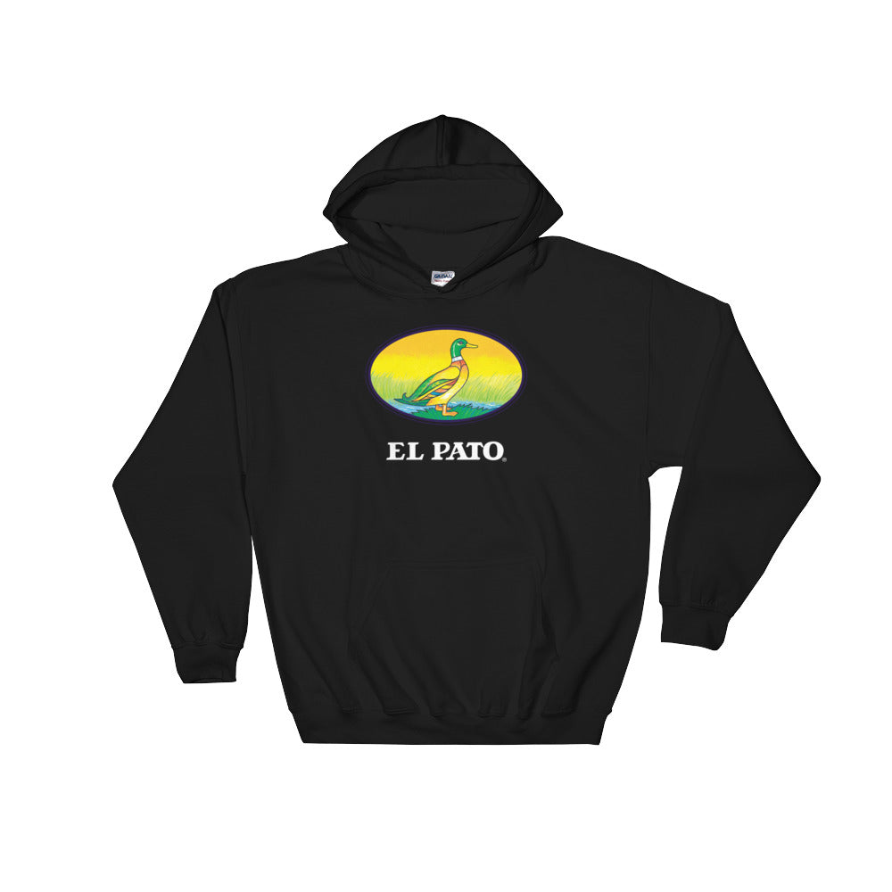 Classic El Pato Hooded Sweatshirt