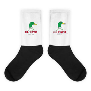 El Pato Hot Sauce Duck Socks