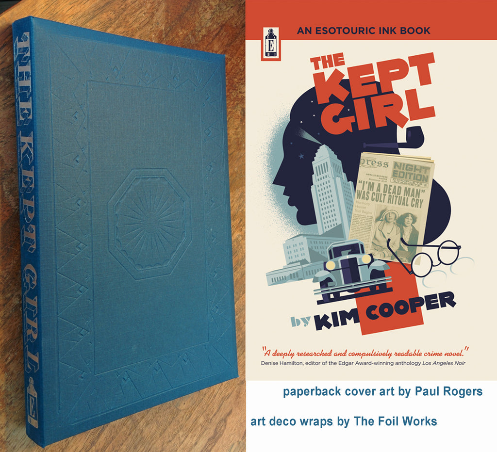 The Kept Girl by Kim Cooper (deluxe edition)