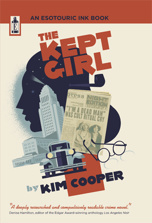 The Kept Girl by Kim Cooper (paperback)