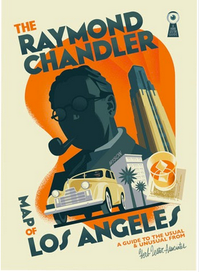 Esotouric's Little Raymond Chandler Gift Package