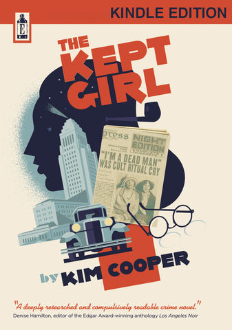 The Kept Girl by Kim Cooper (Kindle ebook)