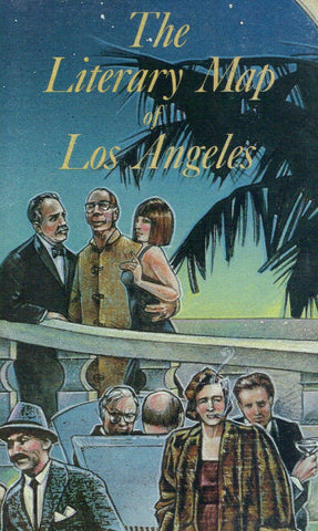 The Literary Map of Los Angeles