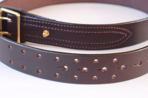 Standard Issue Belt (Dark Brown)