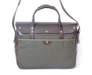 Deluxe Briefcase (Made to Order)