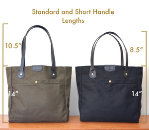 Wellington Tote (Navy)