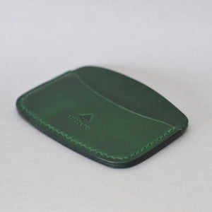 Minimalist 3 Pocket Wallet (Green)