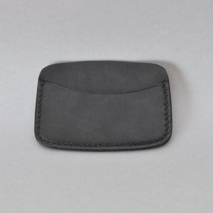Minimalist 3 Pocket Wallet (Black)