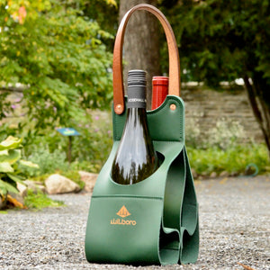 Wine Caddy Limited Edition (Racing Green)