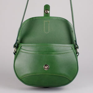 Highland Crossbody (Zucchini Green)
