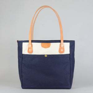 Wellington Tote (Nautical)