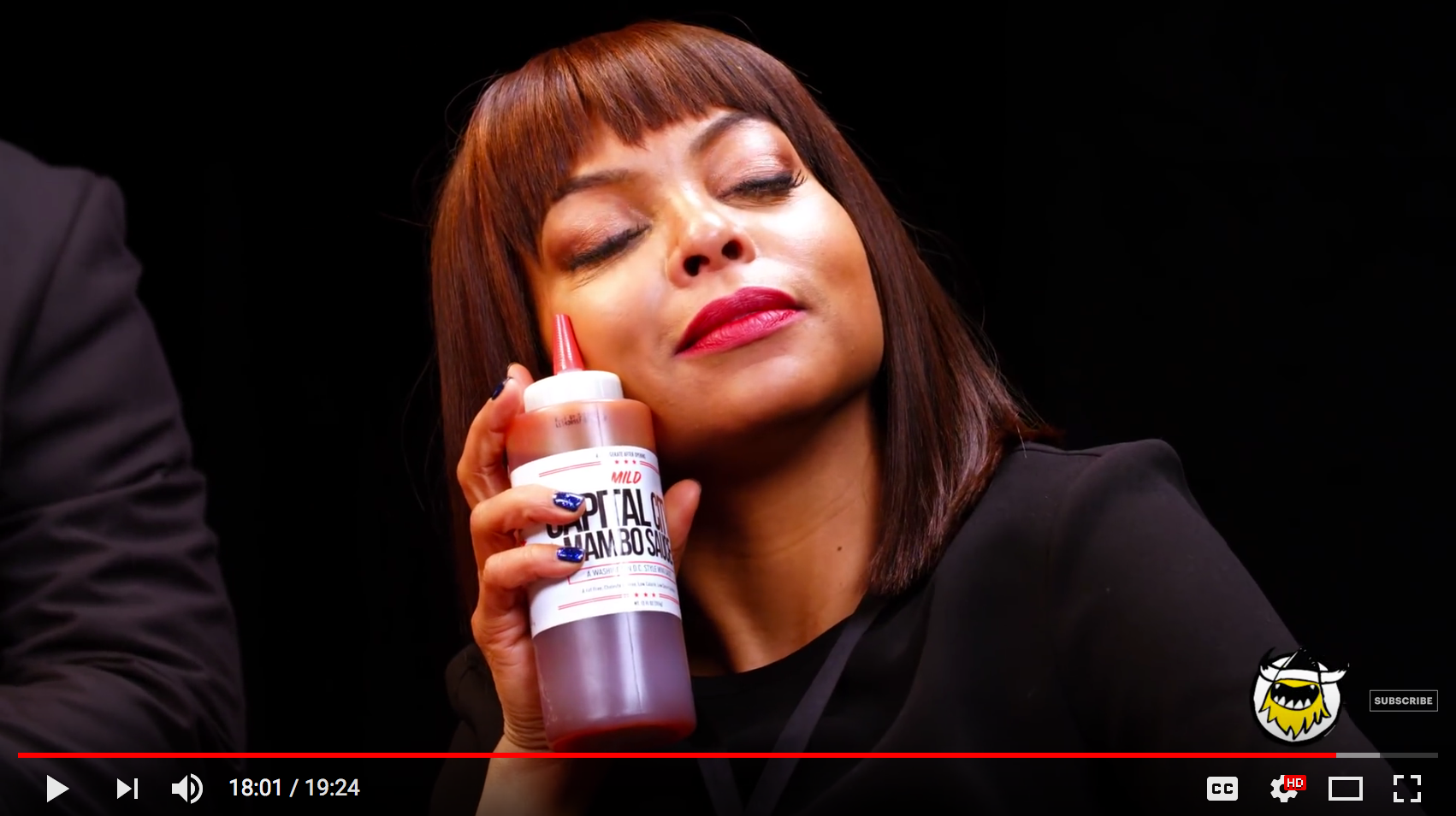 Taraji P  Henson (and Mambo Sauce) on First We Feast - Capital City