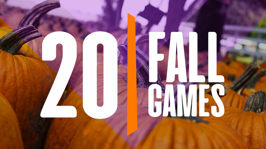 20 Fall Games