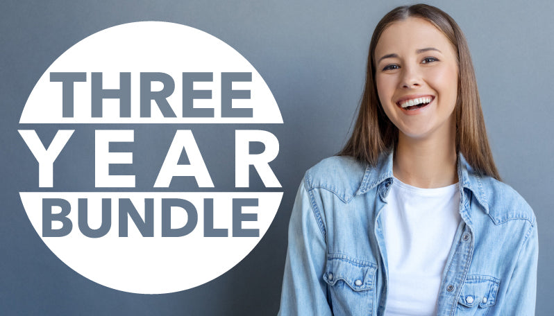 Three Year Youth Bundle
