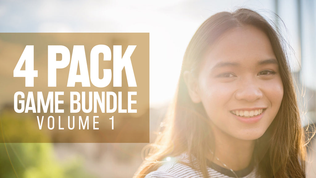 4 Pack Game Bundle, Volume 1