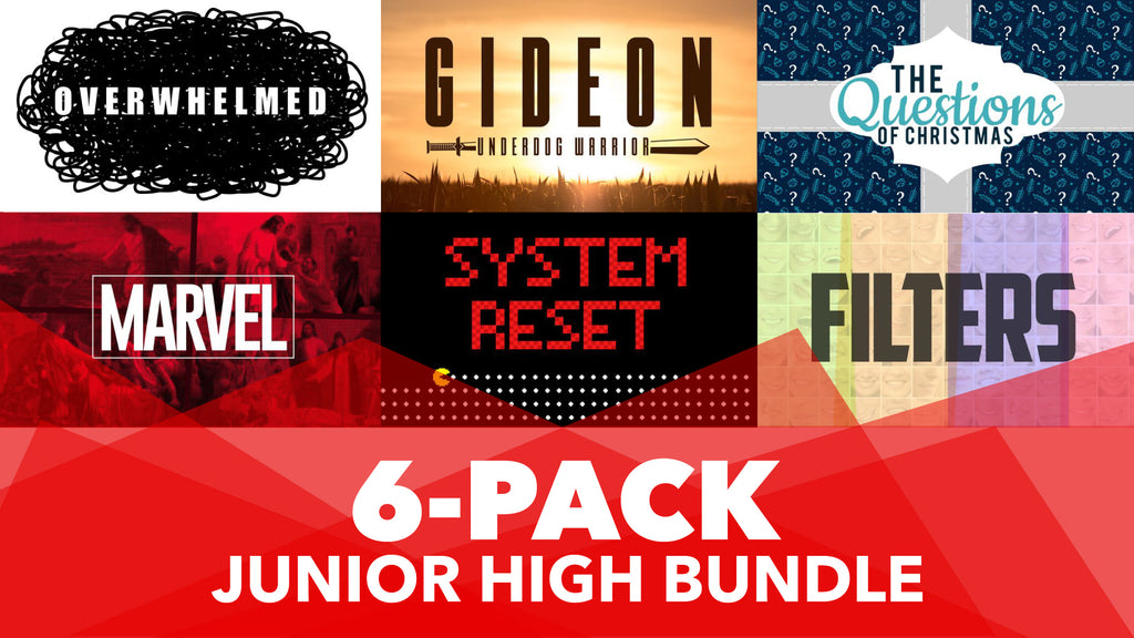 6-Pack Junior High Bundle
