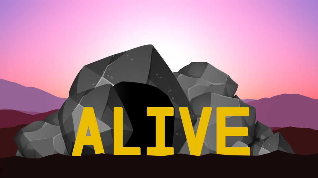 ALIVE: 4-Week Easter Series