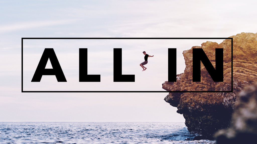 ALL IN: 4-Week Junior High Summer Series