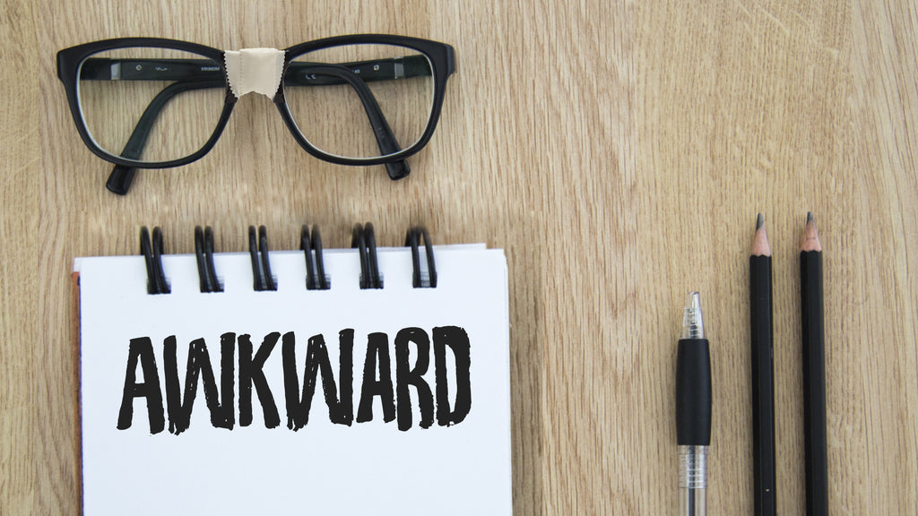 AWKWARD: 4-Week JR High Series