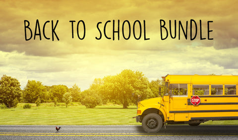 Back to School Bundle - 2017